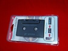 MAXELL CASSETTE ADAPTER Stream Phone Music to Car CD Stereo Audio Mp3 Recording