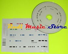 CD Singolo THE RAKES We danced togheter Eu 2007 V2 MUSIC LIMITED  mc dvd (S8)