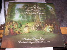 The Age of Elegance LP, Eugene Omnandy, Columbia M 30484