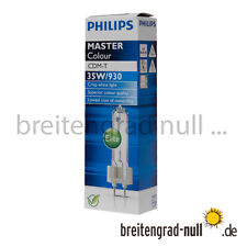Philips Master Colour ELITE HCI-T CDM-T 35 Watt WDL G12 930 * für HQI HCI HIT