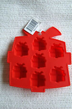 silicone ice cube tray, chocolate mold or drink mold......PRESENT SHAPES