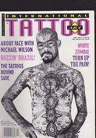 FEB 1994 INTERNATIONAL TATTOO ART tattoo magazine