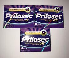 Prilosec OTC Frequent Heartburn Medicine Acid Reducer...