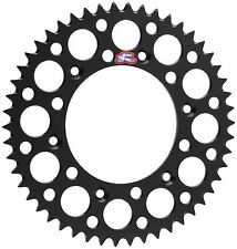 Renthal - 150U-520-50GBBK - Ultralight Rear Sprocket, Black - 50T