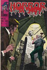 HORROR # 74 - MARVEL WILLIAMS 1978 - ZUSTAND 1-2/2
