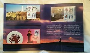 Folder 2015 100 Years Commonwealth Management of Lighthouses,only 200 issued