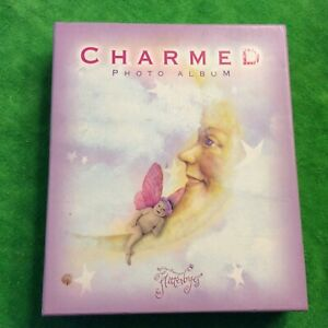 Charmed Photo Album Flitterbyes  By Kathleen Francour