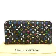 Authentic LOUIS VUITTON Portefeuille Insolite Multi-Color M93754 #S310999