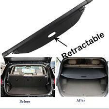 For 2019 Kia Sportage EX Luggage Tonneau Cargo Cover Security Trunk Shade Shield