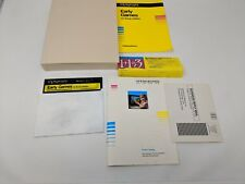 Vintage Apple ii Computer Game Early Games for Young Children Complete in Box