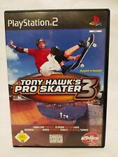 Tony Hawk's Pro Skater 3 - PS2 - Playstation 2 - Spiel - Game - OVP #H
