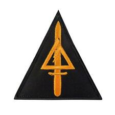 Delta Force COD Call of Duty Operational Detachment SFODA-D hook-and-loop patch