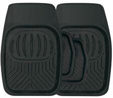 For Nissan Navara D40 Deep Tray Rubber Floor Mats Heavy Duty Mud Mats Set of 4