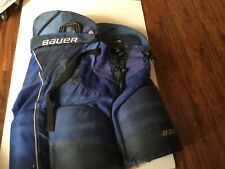 Bauer One75 junior L/G royal blue
