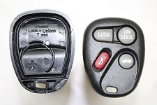 NEW Keyless Entry Remote Key Fob CASE ONLY REPAIR KIT For a 1999 Buick Regal