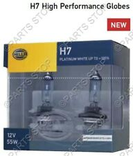 Hella Headlight H7 Replacement Globe Upgrade +100% More Light 12v 55w