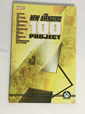 Marvel THE NEW AVENGERS 100 PROJECT HARDCOVER HC
