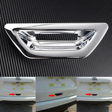 fit 2014-2017 Nissan X-Trail T32 Chrome Rear Trunk Door Bowl Handle Cover Trim