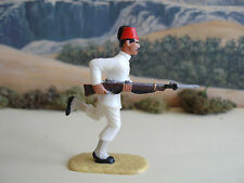 Armies in plastic Sudan Wars Egyptian soldier charging 1/32 painted
