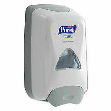 PURELL 5120-01 Dove Gray FMX-12 Dispenser with Glossy Finish, 1200 mL Capacity