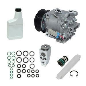 New A/C Compressor and Component Kit for Sonic