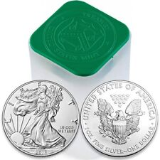 2018 1 OUNCE AMERICAN SILVER EAGLE GEM B/U $1 SILVER DOLLAR~INVEST TODAY~.999