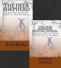 The Deer Shepherd Book & Hunting Journal Combo Pack 2 Books Christian Devotional