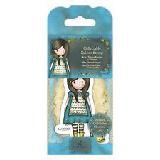 Gorjuss Collectable Rubber Stamp -Santoro -No. 27 The Little Friend