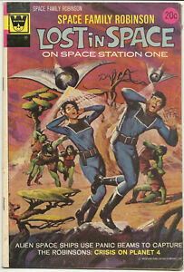 Space Family Robinson Lost In Space #39 VGFN 5.0 1974 Whitman TV science fiction