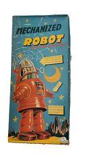 Mechanized Robby Robot Japan ( Osaka Tin Toy Inst. )