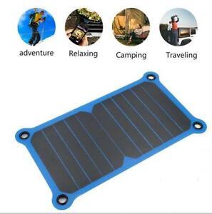 Panneau solaire Sunpower 10W5V téléphone portable de charge très efficace