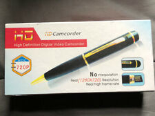 Spy Camera Pen Full HD Video Recording and Photo Camera Mini Hidden Camera 720p