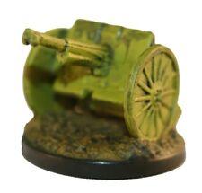 Axis & Allies miniatures 1x x1 Canon de 75 Modele 1897 Early War 1939-1941 NM wi
