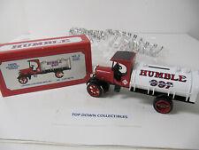 Humble Motor Oil 1925 Kenworth Tanker 1:25 Die Cast  Coin Bank/with Key  ERTL