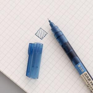 Retro Color Roller Tip Gel Ink Pen Quicy Dry Fineliner Journal Drawing Exam Pens