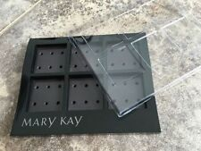 Mary Kay Cosmetic Display Tray Magnetic Palette Display Clear Cover Lid NEW!