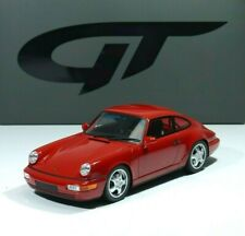 Porsche 911 964 Carrera RS 3.6 Club Sport 1992 indian- red 1:18 GT060 GT-Spirit