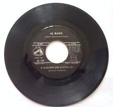 V8>45 giri Al Bano - Il ragazzo che sorride / Musica