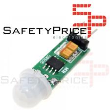 HC-SR505 Mini Modulo Detector Movimiento Sensor Infrarrojo PIR Arduino