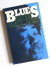 BLUES AND THE POETIC SPIRIT – PAUL GARON (PAPERBACK 1979) USED