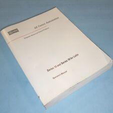 Fanuc Series 16 And Series 18 For Lathe Operators Manual Gfz-61804E/04