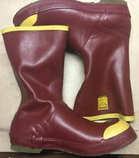 NWOB~RANGER Men's Steel Toe Insulated All Weather ANSI Z41 PT99 Work Boots~13