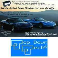 CAMARO 5th GEN WINDOW CONTROL VALET CONTROL YOUR WINDOWS WITH YOUR STOCK REMOTE