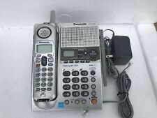 PANASONIC KX-TG2357S  KX-TG2357 2.4GHZ CORDLESS PHONE