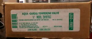 "Zurn Wilkins Aqua-Guard 1/2"" Tempering Valve Model ZW10 17XLC LEAD FREE *"
