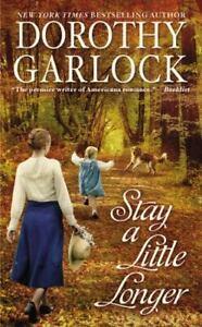 Stay a Little Longer (The Tucker Family Series, 1)