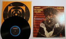 Johhny BIG MOOSE Walker LP Vinyl Record Album EX VG- Blues Way FREE SHIPPING