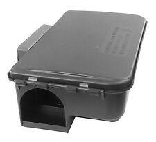 Karmnik Coral Mice & Rats Rodent Bait Box Fast and easy in montage solid plastic