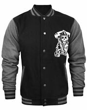 Sons Of Anarchy Men's Varsity Jacket