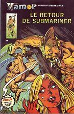 Namor N°3 - Le retour de Submariner - Arédit-Marvel - 1979 - BE